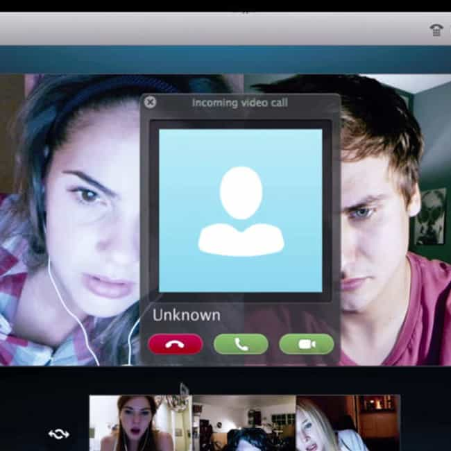 Unfriended is listed (or ranked) 3 on the list The Best Computer Screen Films