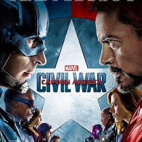 Captain America: Civil War is listed (or ranked) 10 on the list The Best Superhero Movies Ever Made