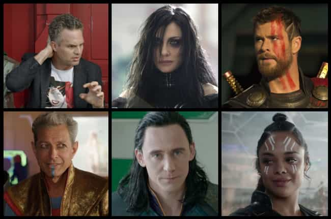 Thor: Ragnarok is listed (or ranked) 2 on the list What Are The Best Superhero Movie Casts Ever Assembled?