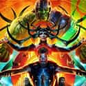 Thor: Ragnarok is listed (or ranked) 10 on the list The Best PG-13 Sci-Fi Adventure Movies