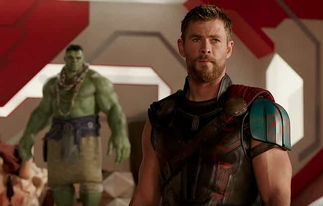 Thor: Ragnarok is listed (or ranked) 1 on the list Franchises Where The Best Installment Came Way After The Original