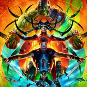Thor: Ragnarok is listed (or ranked) 8 on the list The Best Superhero Movies Ever Made