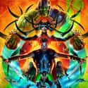 Thor: Ragnarok is listed (or ranked) 25 on the list The Best Superhero Movies Ever Made