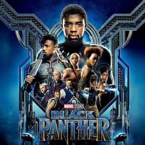 Black Panther is listed (or ranked) 5 on the list The Best PG-13 Thriller Movies