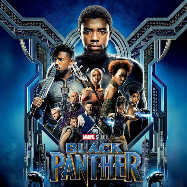 Black Panther is listed (or ranked) 3 on the list 2019 Golden Globe Best Motion Picture Nominees