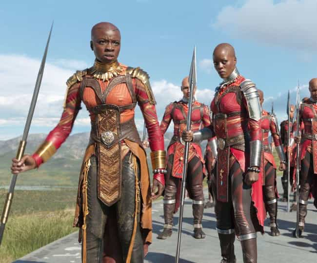 Black Panther is listed (or ranked) 3 on the list 12 Blockbuster Movies That Erased LGBTQ+ Characters