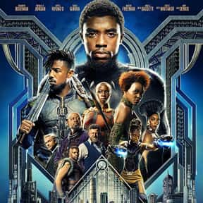 Black Panther is listed (or ranked) 13 on the list The Best Movies Based on Marvel Comics