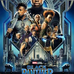 Black Panther is listed (or ranked) 16 on the list The Highest-Grossing PG-13 Rated Movies Of All Time