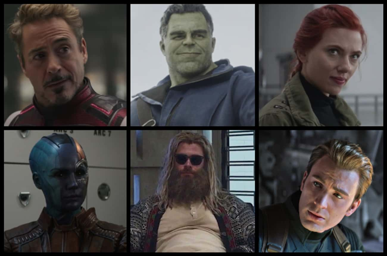 Avengers: Endgame is listed (or ranked) 1 on the list What Are The Best Superhero Movie Casts Ever Assembled?