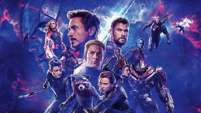 Avengers: Endgame is listed (or ranked) 4 on the list The 16 Most Expensive Movies Ever Made And Why They Cost That Much