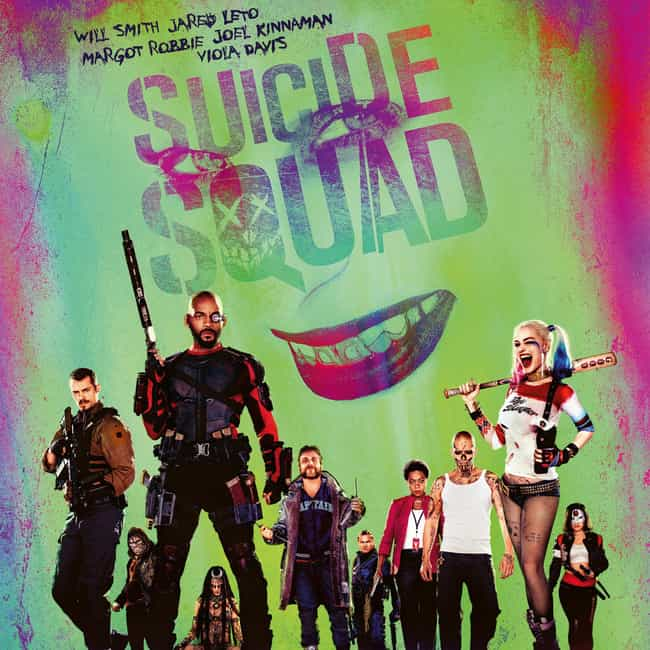 Suicide Squad is listed (or ranked) 4 on the list The Best Movies In The DC Extended Universe