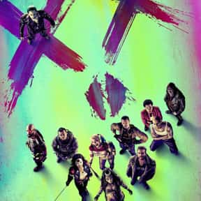 Suicide Squad is listed (or ranked) 25 on the list The Worst Movies of 2016