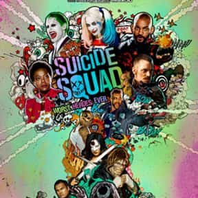 Suicide Squad is listed (or ranked) 17 on the list The Best Will Smith Movies