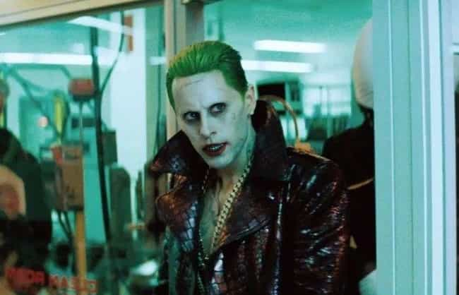 Suicide Squad is listed (or ranked) 7 on the list Every Movie And TV Joker Costume, Ranked