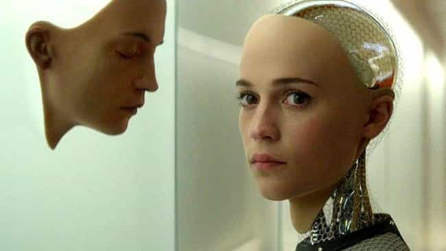 Ex Machina is listed (or ranked) 3 on the list Frankenstein Movies That Aren't Actually About Frankenstein