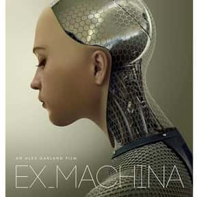 Ex Machina is listed (or ranked) 25 on the list The Best Sci Fi Drama Movies, Ranked