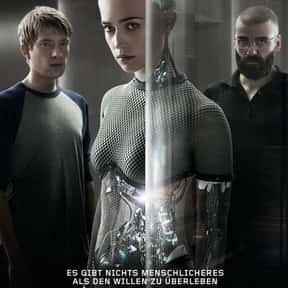 Ex Machina is listed (or ranked) 2 on the list The Best Science Fiction-y Psychological Dramas