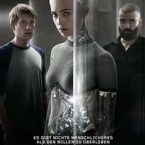 Ex Machina is listed (or ranked) 4 on the list Great Movies About Furious Women Out for Revenge