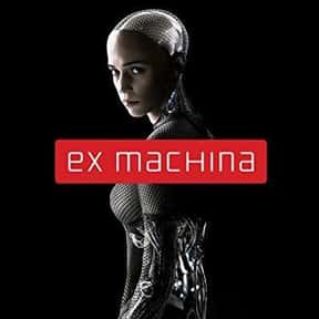 Ex Machina is listed (or ranked) 2 on the list The Best Alicia Vikander Movies