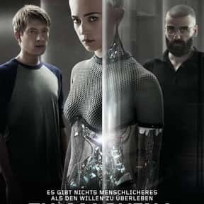 Ex Machina is listed (or ranked) 2 on the list The Best Fantasy & Sci-Fi Movies on Netflix