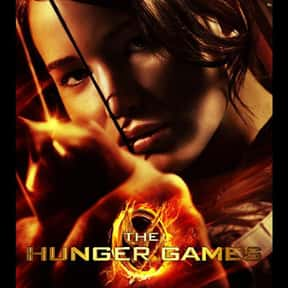The Hunger Games is listed (or ranked) 7 on the list The Best Sci-Fi Movies Based on Books