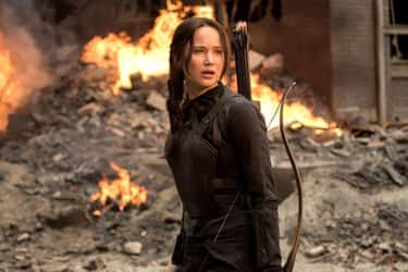 The Hunger Games is listed (or ranked) 1 on the list The Most Apocalyptic YA Dystopias Of The 2010s