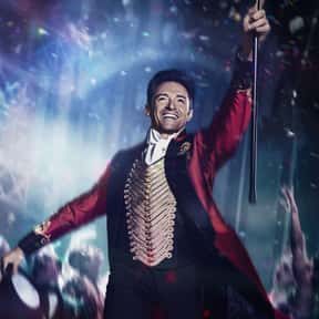 The Greatest Showman is listed (or ranked) 1 on the list The Best Movies About Singing
