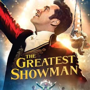 The Greatest Showman is listed (or ranked) 6 on the list The Best New Kids Movies of the Last Few Years