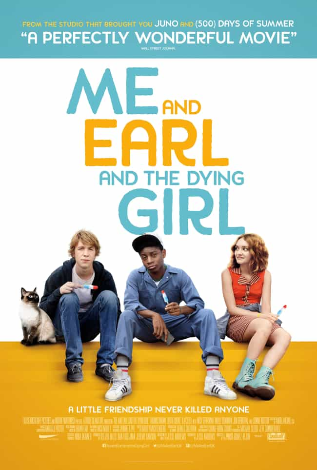 Me and Earl and the Dying Girl is listed (or ranked) 2 on the list What to Watch If You Love The Fault in Our Stars