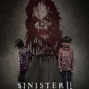 Sinister 2 is listed (or ranked) 8 on the list The Scariest Horror Movies With Twins