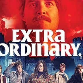 Extra Ordinary is listed (or ranked) 12 on the list The Best Single Dad Movies Ever Made