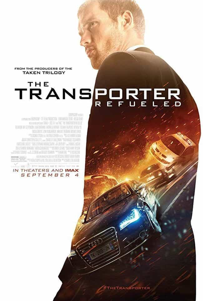 The Transporter Refueled is listed (or ranked) 4 on the list The Best Movies And Series In 'The Transporter' Franchise