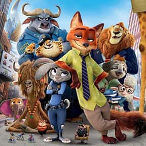 Zootopia is listed (or ranked) 10 on the list The Best Movies To Stream On Disney+