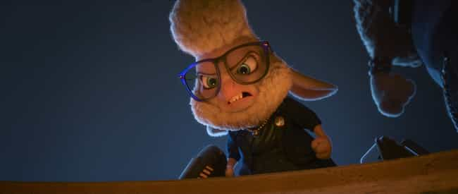 Zootopia is listed (or ranked) 3 on the list 14 Villains Who Messed Up Their Own Plans By Monologuing