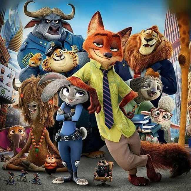 Zootopia is listed (or ranked) 4 on the list What to Watch If You Love Minions