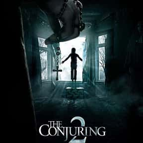 The Conjuring 2 is listed (or ranked) 20 on the list The Scariest Movies Ever Made