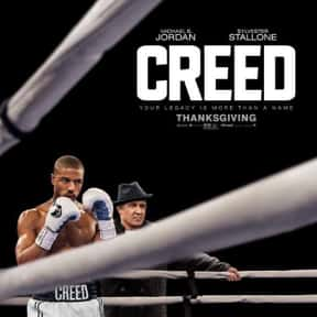 Creed is listed (or ranked) 11 on the list The Best Sylvester Stallone Movies