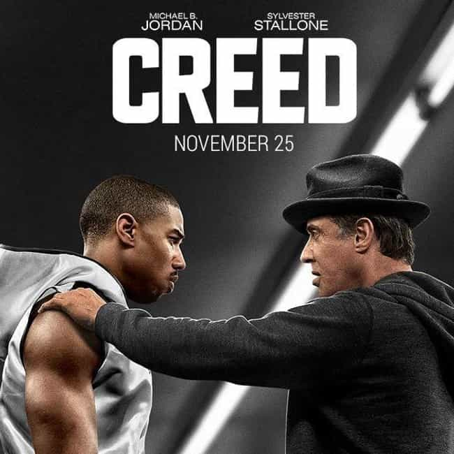 Creed is listed (or ranked) 1 on the list 12 Films Featuring Local and Unknown Actors