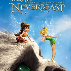 Tinker Bell and the Legend of  is listed (or ranked) 8 on the list The Best Danai Gurira Movies