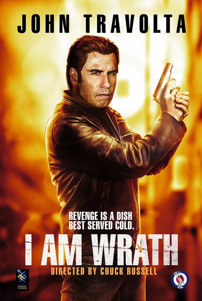 I Am Wrath is listed (or ranked) 1 on the list Movie Posters Where Actors Heads Are Clearly Photoshopped Onto Different Bodies