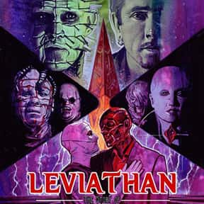 Leviathan: The Story of Hellra is listed (or ranked) 6 on the list The Best Documentary Movies On Shudder