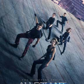 The Divergent Series: Allegian is listed (or ranked) 22 on the list The Worst Movies of 2016