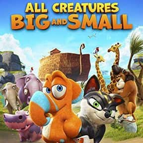 All Creatures Big and Small is listed (or ranked) 1 on the list The Best Kids & Family Movies On Amazon Prime Video