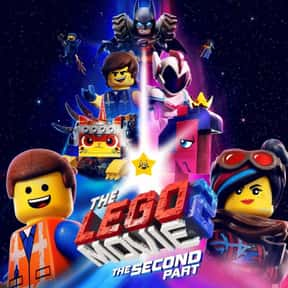 The Lego Movie 2: The Second P is listed (or ranked) 18 on the list The Best Jonah Hill Movies