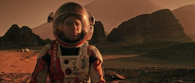 The Martian is listed (or ranked) 4 on the list The Biggest Blockbusters Of The Decade That Weren't Franchises Or Sequels, Ranked