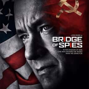 Bridge of Spies is listed (or ranked) 18 on the list The Best Steven Spielberg Movies