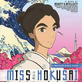 Miss Hokusai is listed (or ranked) 20 on the list The Best Japanese Language Movies on Netflix