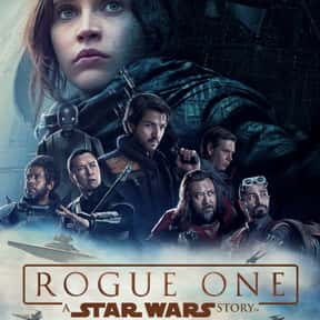 Rogue One: A Star Wars Story is listed (or ranked) 7 on the list The Highest-Grossing PG-13 Rated Movies Of All Time