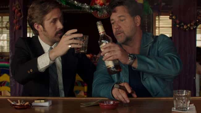 The Nice Guys is listed (or ranked) 4 on the list Underrated Action Movies Of The 2010s, Ranked