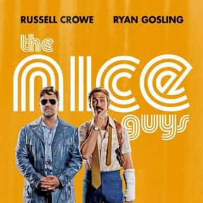 The Nice Guys is listed (or ranked) 2 on the list The Best Comedic Thriller Movies, Ranked